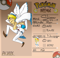 Poke Village App ~Skipper~ by Komicfreak