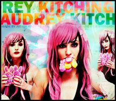 Audrey Kitching by BreakdownMotel