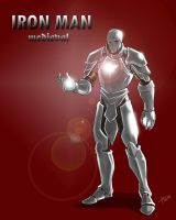 Iron Man (Medieval) by Ferroconcrete247