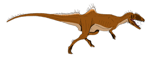 Concavenator corcovatus by beastisign