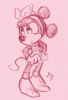 Minnie doesn't take sass by Tell-Me-Lies