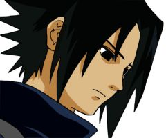 Sasuke Vectored by rachelxbaka