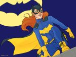 NEW BATGIRL by charlestanart