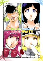 Bleach 381 color cleaning written by Ulquiorra90