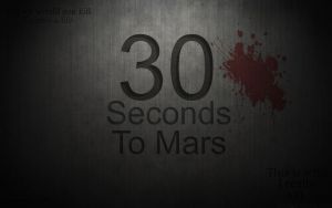 30 Seconds to mars by sinaxpod