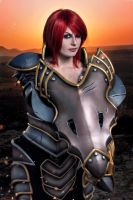 Ironscale Shyvana 2 by Kinpatsu-Cosplay