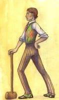 Dandy Croquet by zandan