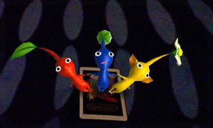 AR Games - Pikmin card by LevelInfinitum