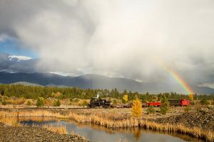 The end of a Rainbow by SonjaPhotography