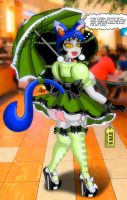 Commissioned Nepeta by sandybelldf