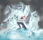 Wolf Fang Avalanche by 0--WhiteDragon--0