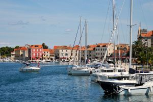 Stari Grad harbour 1 by wildplaces