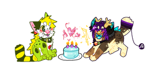 || hAPPY bURFDAI || by etheighn