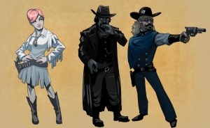 Gunslingers 1/2 by SC4V3NG3R