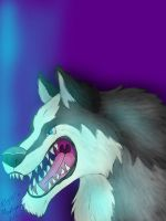 Finished wolf no. 2 by Ember-Flame007