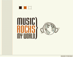 Music Rocks My World by MyriamRockGirl