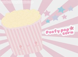 Poofy Pop Corn by natalia-factory