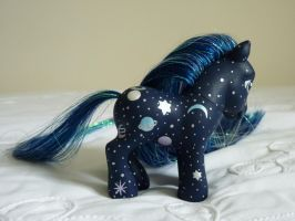 custom my little pony space the final 3 by thebluemaiden