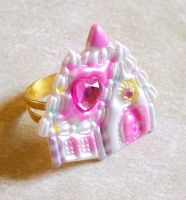 House Of Dreams Ring by prheat