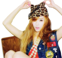 Jessica (SNSD) render [PNG] by Sellscarol