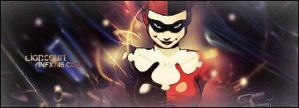 harley queen by stravaganzze
