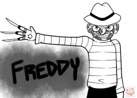 Commission: Freddy K by Comickit