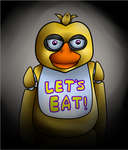 Chica the Chicken ( Five Nights at Freddy's ) by NiaRose2142