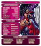 Lady Supreme Stats by vipplayer