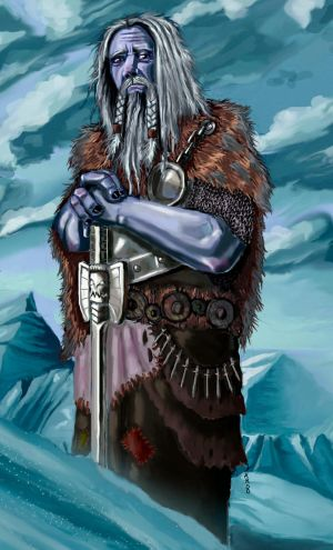 A Frost Giant
