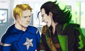 Avengers - nothing worth defending by karaii