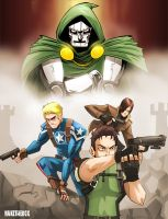 MvsC 3- Super Special Forces by hanzthebox
