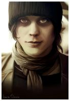Speed-paint - Ville Hermanni Valo by agnes-green