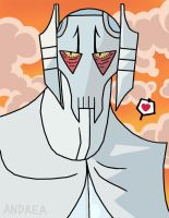 General Grievous by ANDREAc