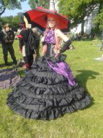 JapanDay 2014 - Gothic Lolita by broken-Dark-Angel