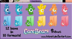 Care Bears V1 ico by TNBrat