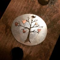 Love Tree in the works by MoonLitCreations