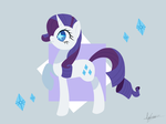 Rarity by PegaSisters82
