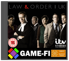 Law & Order UK Game-Fi by LevelInfinitum