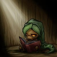 Nothing Like a Good Book by NagiX