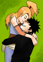 Naruto - Tobidei fluff by gensing