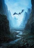 Warhost of Vastmark, cover art by MarcSimonetti