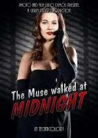 The Muse Walked at Midnight by GerryPelser