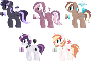 [FINISHED] - Palette Adopts 01 by Featheries