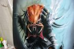 airbrush PREDATOR 2 by Goth-o-GraFX