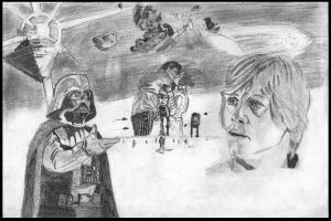 Empire Strikes by RichardBurgess