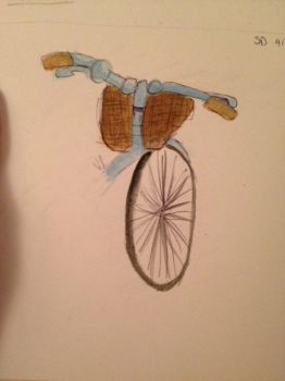 Sketchdaily #38: bicycles by enderqueen
