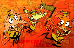 Happy Camp Lazlo Day 2012 by Netaro