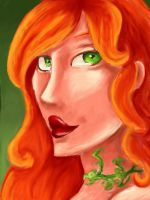 Poison Ivy by tite-pao