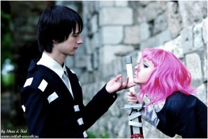 Just a kiss of death by shua-cosplay