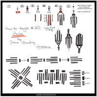 How to Draw Tangle 23 Acle quaddles-roost by Quaddles-Roost